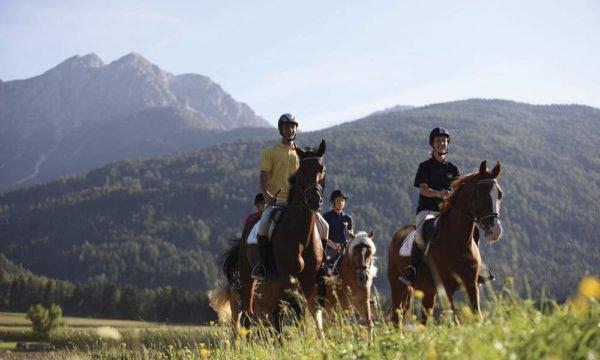 Reiturlaub am Bauernhof - Reiten am Bio-Bauernhof in Südtirol | Italien