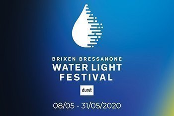 Water Light Festival 2020 Brixen