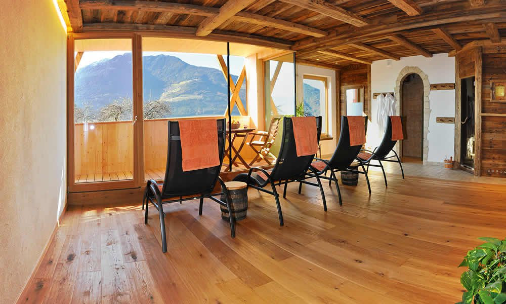 "Holidays on the farm without the ""ifs and buts"" – relaxation at the spa –Widmannhof farm in Bressanone / South Tyrol"