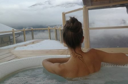 Our Whirlpool with panoramic views