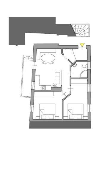 Wohnung Löwanzahn Grundriss