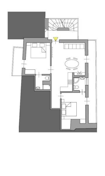 Wohnung Sonnenblume Grundriss